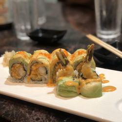 Sakura Tappenyaki Sushi