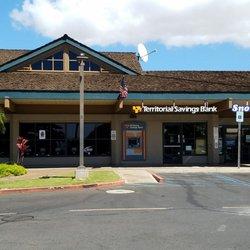 Territorial Savings Bank