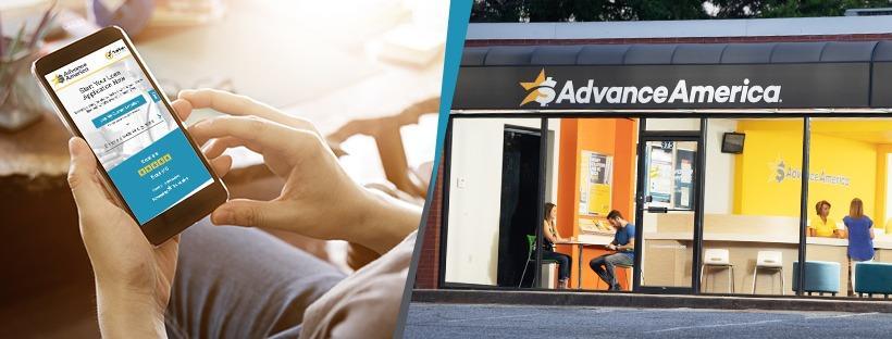 Advance America 1545 N Milwaukee St, Boise