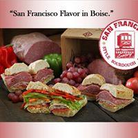 San Francisco Sourdough Style Eatery