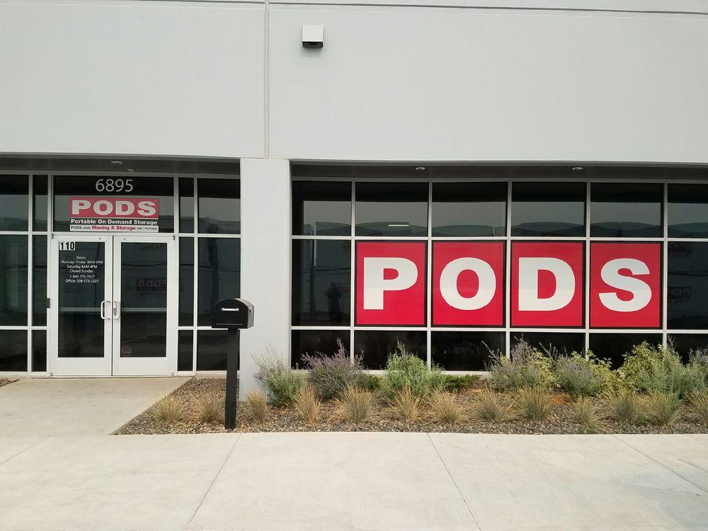 PODS 6895 S Eisenman Rd Ste B, Boise