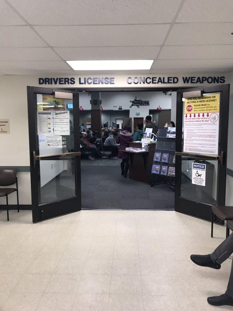 DMV Boise