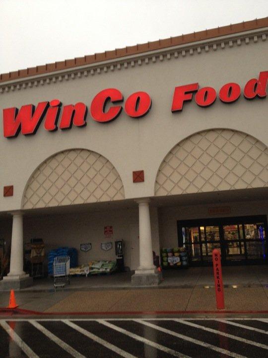WinCo Boise