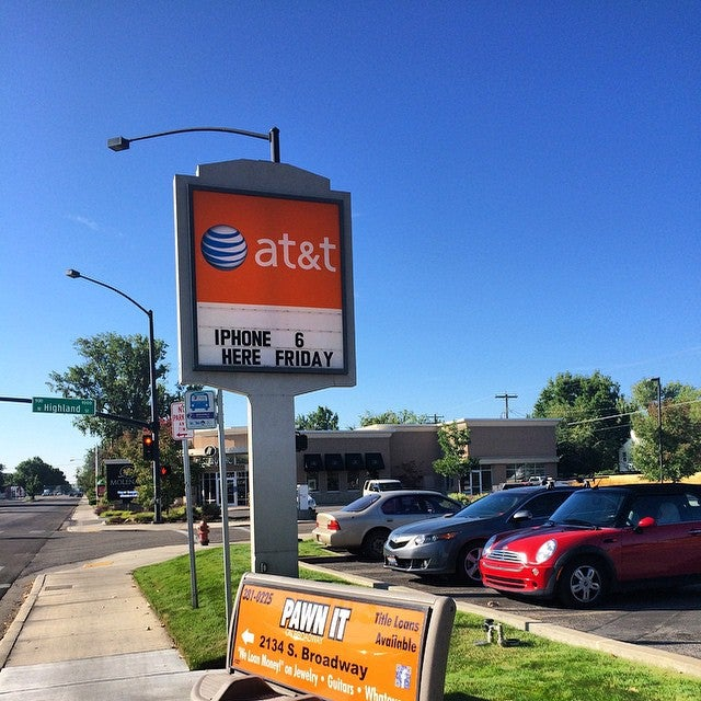 AT&T Boise