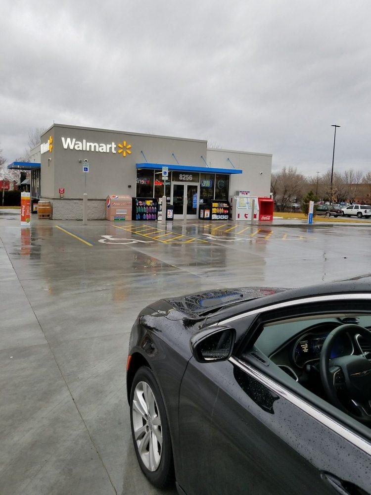 Walmart Gas Station 8300 W Overland Rd, Boise