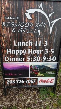 Bigwood Bar & Grill