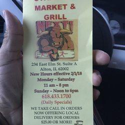 Stampede Market & Grill