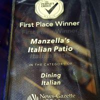 Manzella's Italian Patio