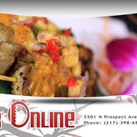 Oishi Hibachi Steakhouse