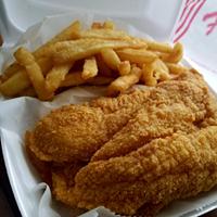 Big J J Fish & Chicken