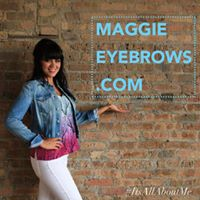 Maggie Eyebrows