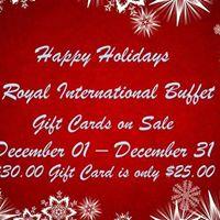 Royal International Buffet