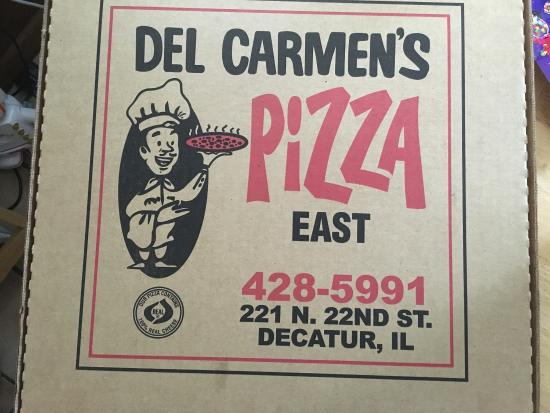 Del Carmen's Pizza