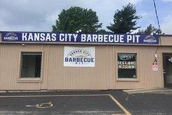 Kansas City Barbecue Pit