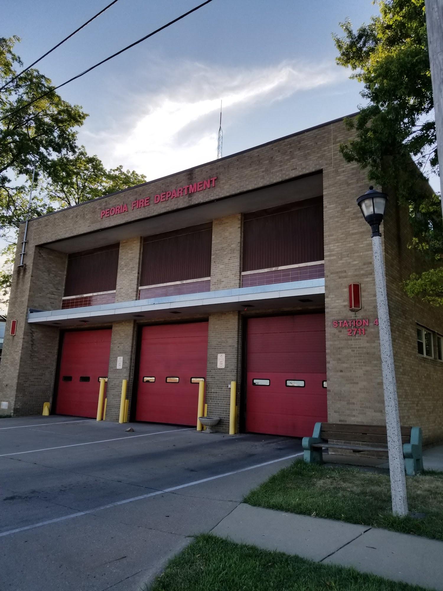 Fire Station 4 2711 SW Jefferson Ave, Peoria