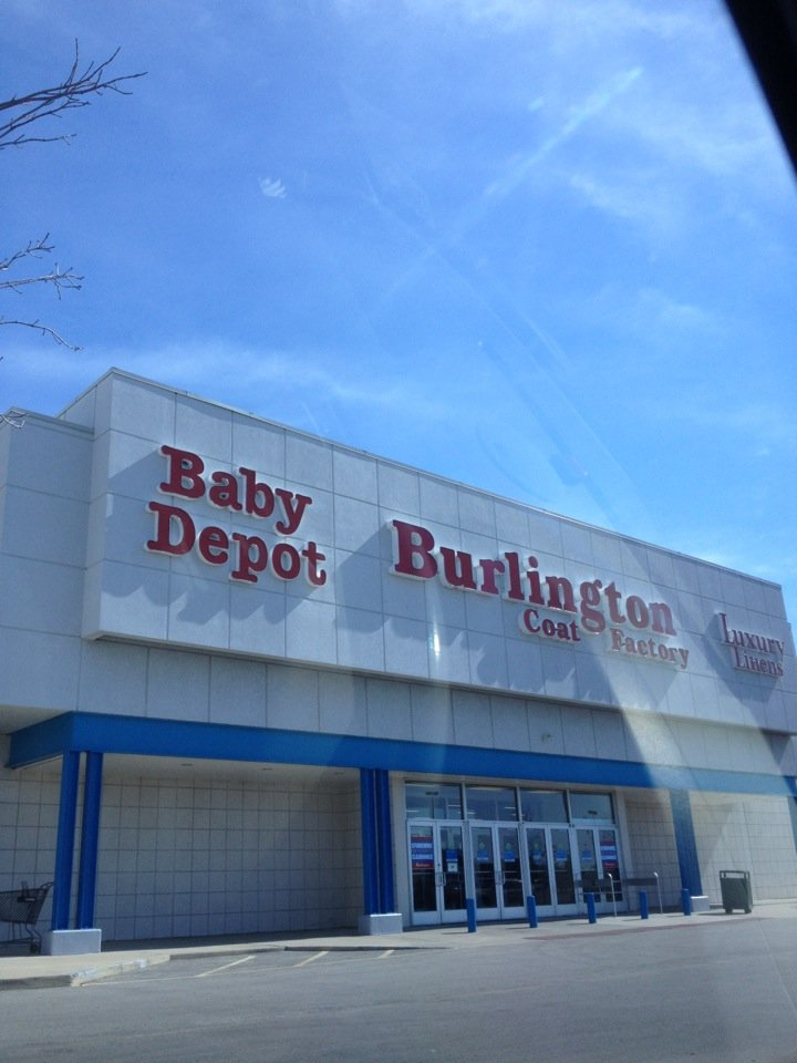 Burlington 6260 E State St, Rockford