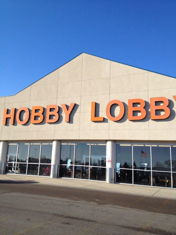 Hobby Lobby 6640 E State St, Rockford