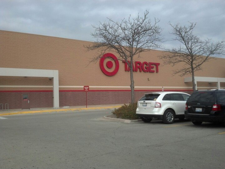 Target 6560 E State St, Rockford