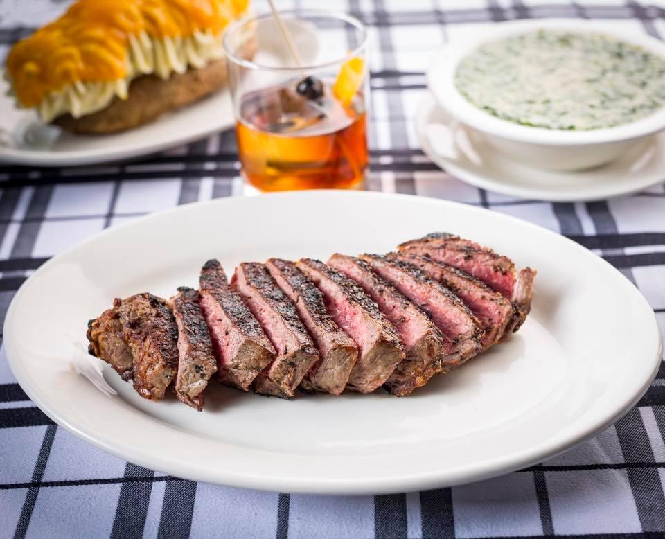 Gibsons Bar & Steakhouse 5464 N River Rd, Rosemont
