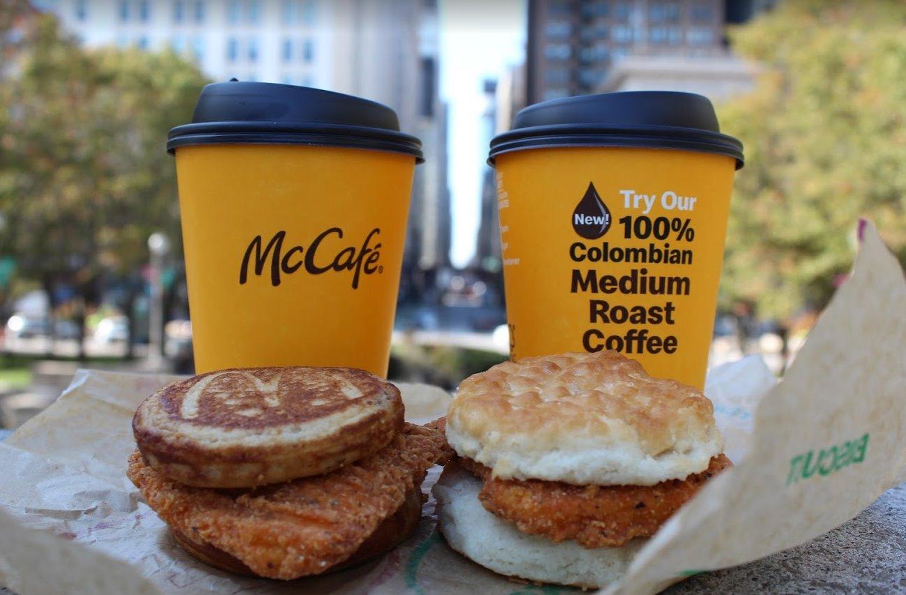McDonald's 6150 N River Rd, Rosemont