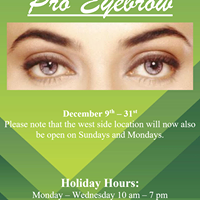 Pro Eyebrow Threading Salon