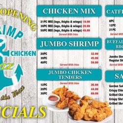 Shrimp Max of Michigan City