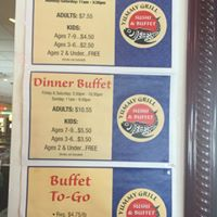 Yummy Grill And Buffet