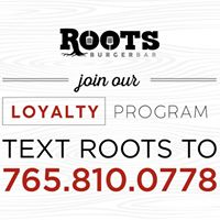 Roots Burger Bar