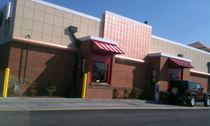 Wendy's 3720 Charlestown Rd, New Albany