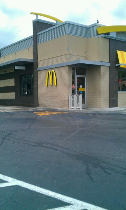 McDonald's New Albany