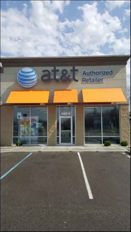 AT&T 1480 S Memorial Dr Suite B, New Castle