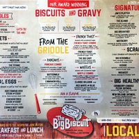 The Big Biscuit
