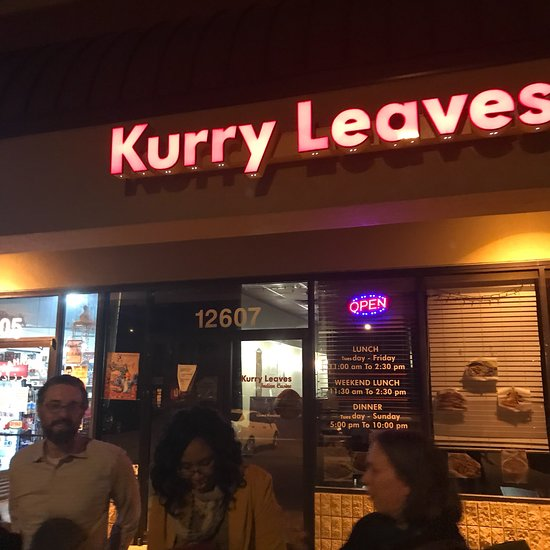 Kurry Leaves Indian Cuisine