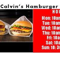Calvin's Hamburger Haven