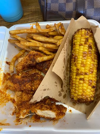 Louie's Hot Chicken & Barbecue