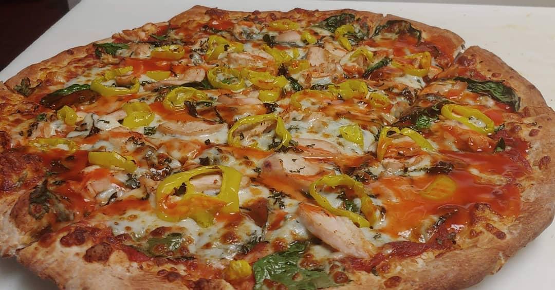 Newport Pizza Company 601 Monmouth St, Newport