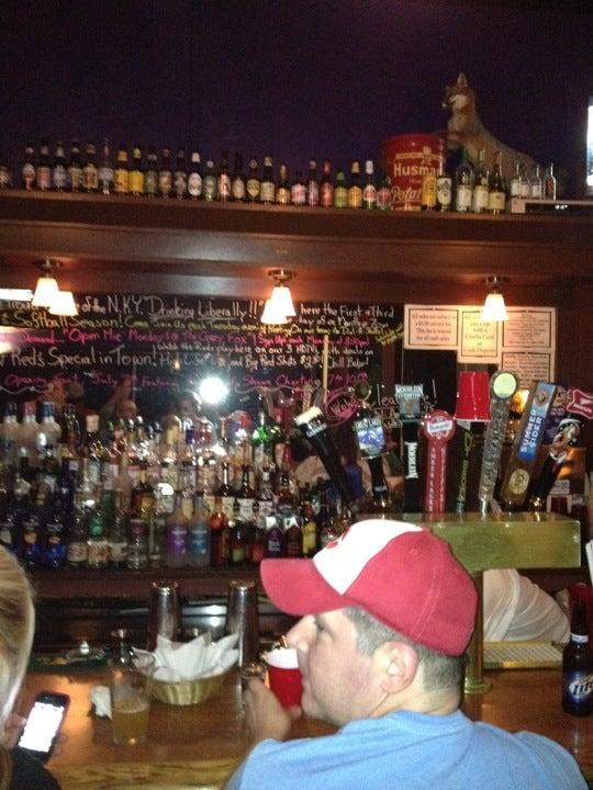 Crazy Fox Saloon 901 Washington Ave, Newport
