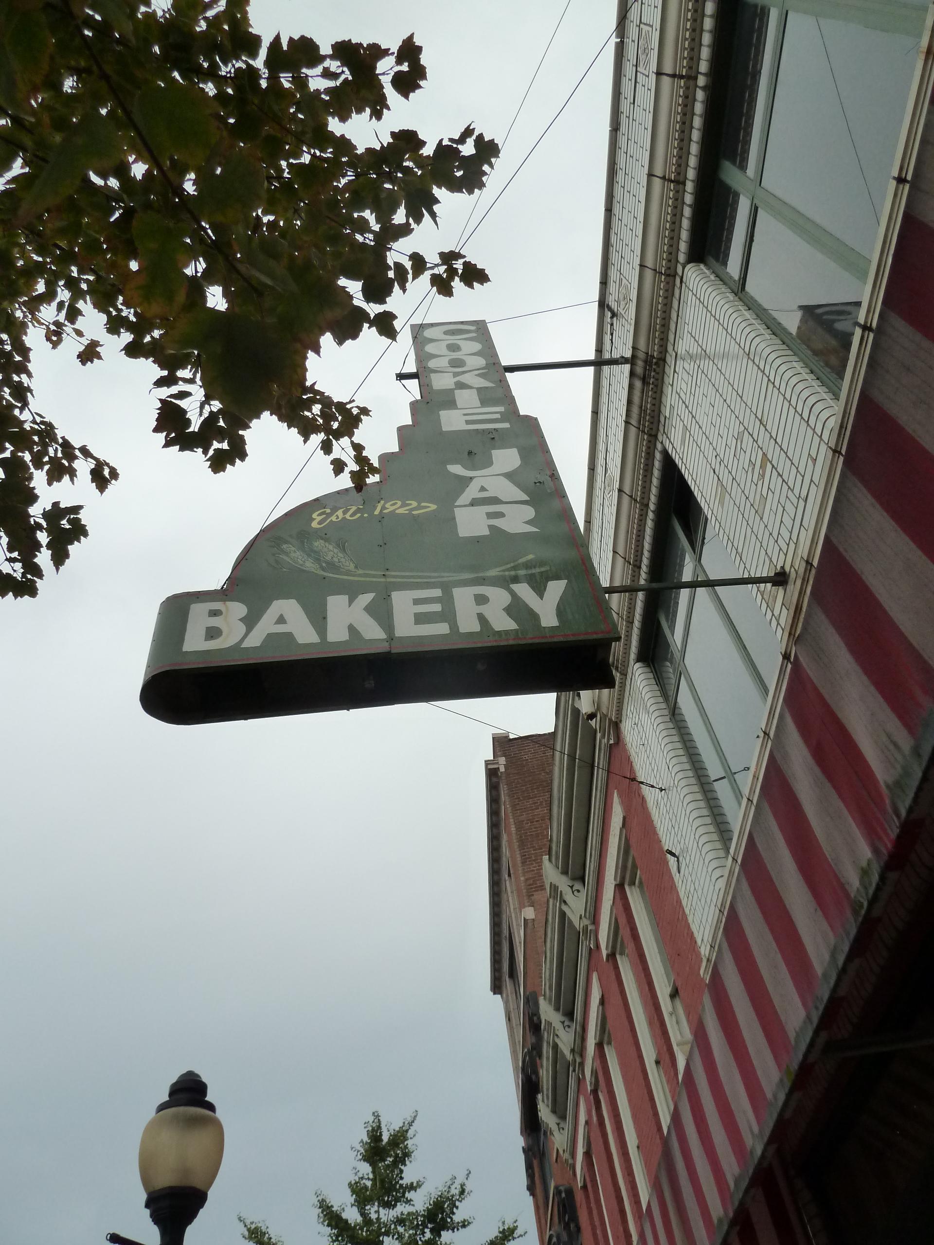 Cookie Jar Bakery 919 Monmouth St, Newport