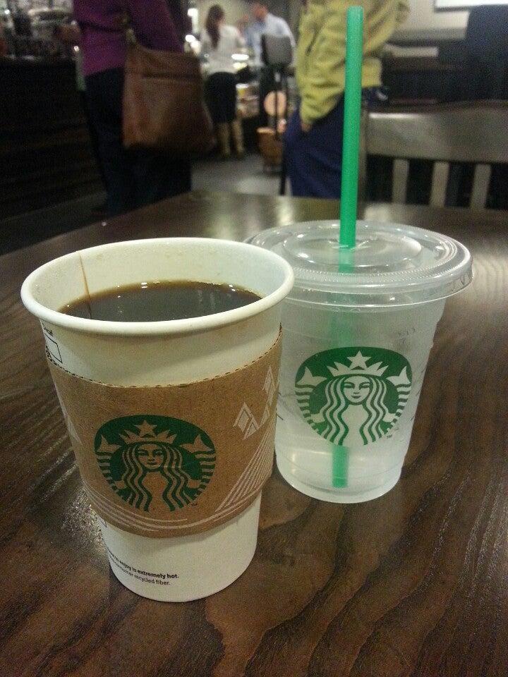 Starbucks 1405 N Grand Ave, Newport