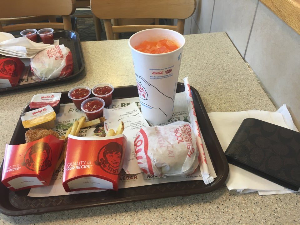 Wendy's 57 Carothers Rd, Newport