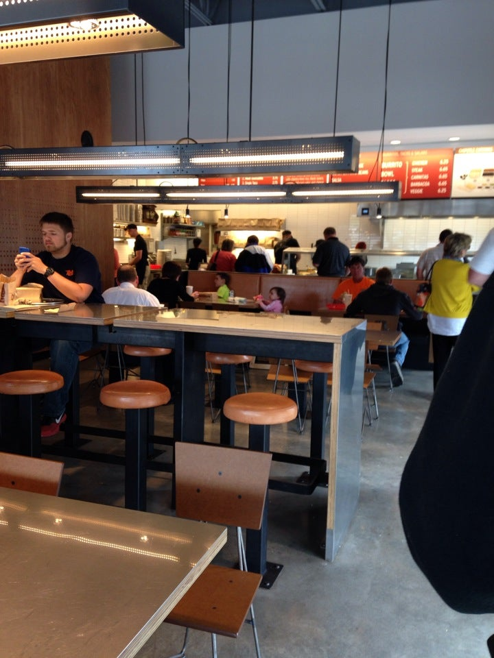Chipotle Mexican Grill 93 Carothers Rd, Newport
