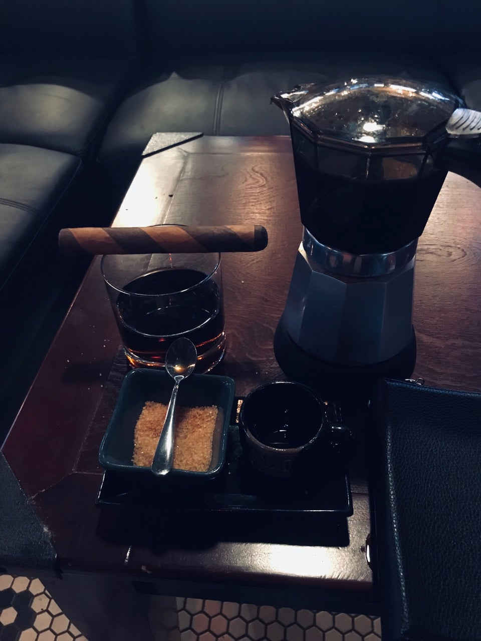 Blaze Cigar Lounge and Bar 515 Monmouth St #101, Newport