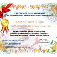 Accent Nails & Spa, LLC.
