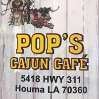 Pop's Cajun Cafe