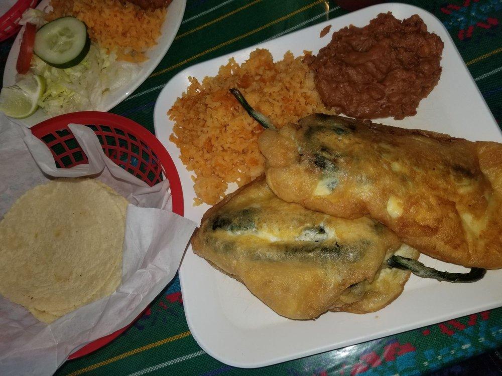 El Tampico Mexican Restaurant