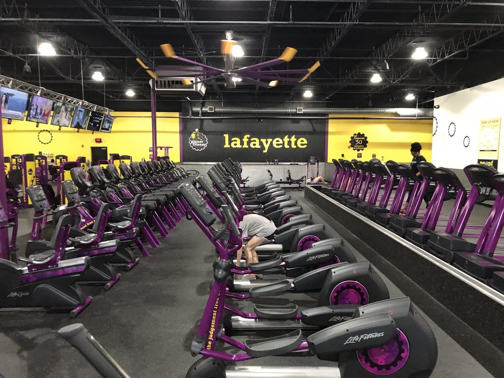 Planet Fitness Lafayette