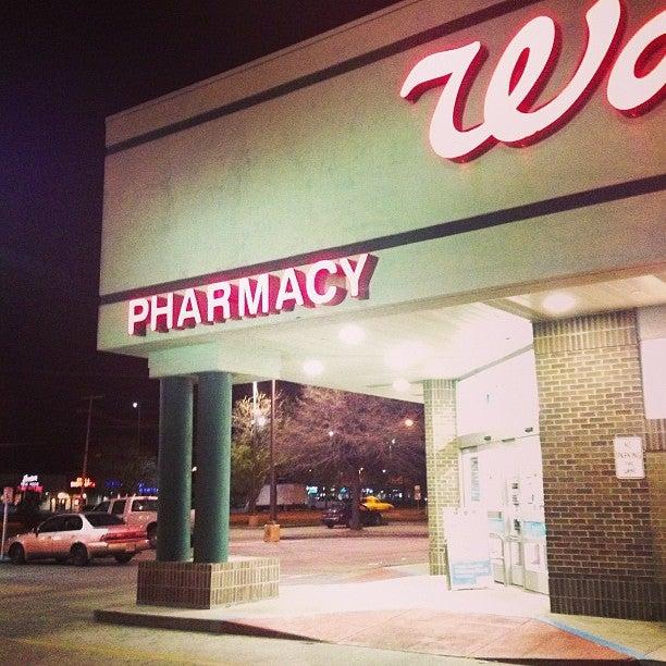 Walgreens Pharmacy Lafayette