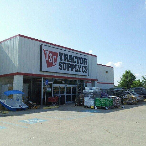 Tractor Supply 9620 Mansfield Rd, Shreveport