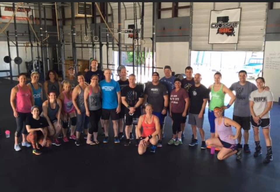 CrossFit 744 Professional Dr S, Shreveport