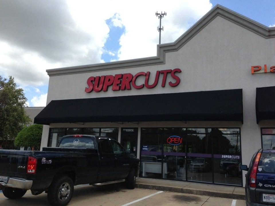 Supercuts 6360 Youree Dr E, Shreveport